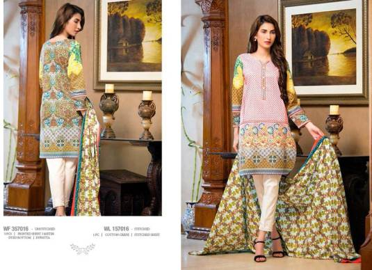 Zeen Winter Embroidered Collection 2015-16