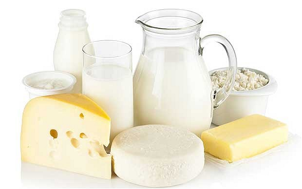 dairy products benefits