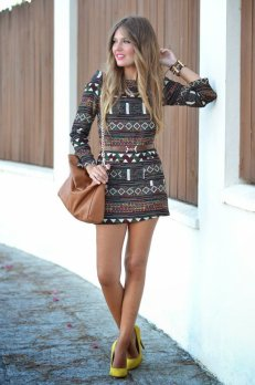 Aztec Winter Clothing Trend To Try In Winter 7