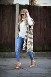 Aztec Winter Clothing Trend To Try In Winter 9