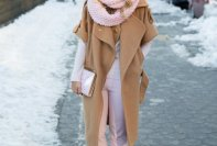Blue Rose Color Winter Outfits To Try This Season