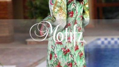 Digital Printed Tunic Spring Collection Motifz 2016