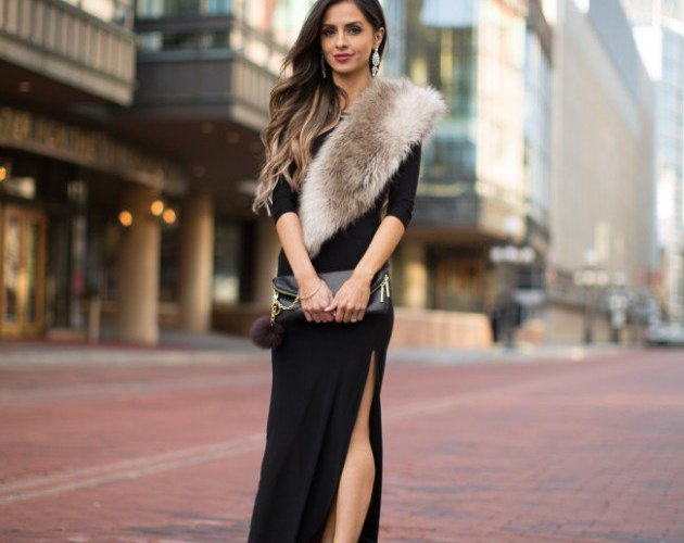 Faux Fur Stole Every Girl Should Wear This Winter