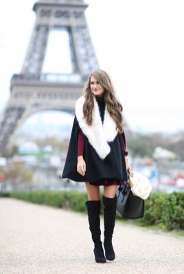 Faux Fur Stole Every Girl Should Wear This Winter 5