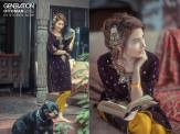 Formal Wear Velvet Dresses Ottoman Vastl Collection By Generation 5