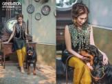 Formal Wear Velvet Dresses Ottoman Vastl Collection By Generation