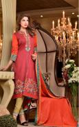 Khaddar Embroidered Winter Shawl Dresses Subhata Collection 2016 8