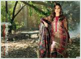 Khaddar Shawl Dress Collection Sabeen Pasha 2016 2