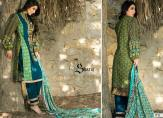 Khaddar Shawl Dress Collection Sabeen Pasha 2016 4