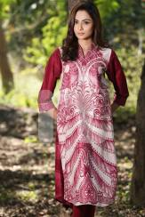 Linen Pret Kurtis New Year Catalog By Nishat Linen 2016