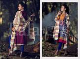 Marina Fabric Embroidered Dresses By Lala Textiles 2015-16 5