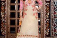 Parisha Swiss Shalwar Kameez Rujhan Fabrics 2016