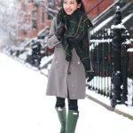 Ski Dressing Ideas Girls Should Adopt 11