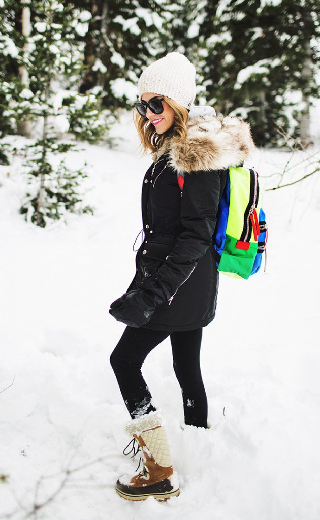 winter ski outfits