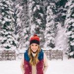 Ski Dressing Ideas Girls Should Adopt 8
