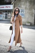 Stylish Winter Long Coats Every Women Should See