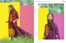 Three Piece Winter Orient Collection 2015-16 3