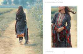 Three Piece Winter Orient Collection 2015-16 5