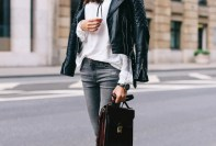 Tie Neck Blouse Winter Outfits Professional Women Should See