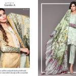 Unstitched Floral Print Dresses By Sapphire 2015-16 15