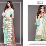 Unstitched Floral Print Dresses By Sapphire 2015-16 16