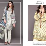 Unstitched Floral Print Dresses By Sapphire 2015-16 7