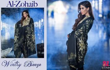 Wintry Breeze Collection 2016 Al-Zohaib Textiles