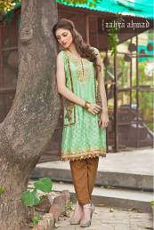 Zahra Ahmed Luxury Essence Collection Party Wear 2015-16 15