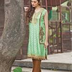 Zahra Ahmed Luxury Essence Collection Party Wear 2015-16 2