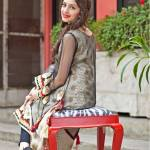 Zahra Ahmed Luxury Essence Collection Party Wear 2015-16 25