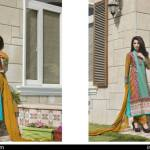 Cambric Embroidered Spring Collection Rujhan Fabrics 2016 15