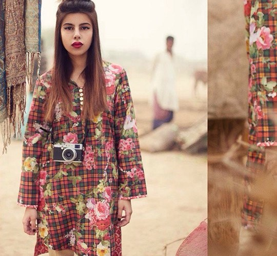 Embroidered Pret Zara Shah Jahan Collection 2016