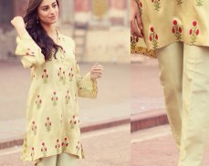 Embroidered Pret Zara Shah Jahan Collection 2016 7