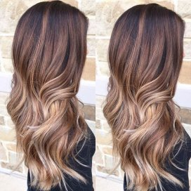 Hair Melting Color Technique Ideas Women Should See