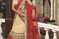 Natasha Couture Party Wear Lehenga Dress Collection 2016