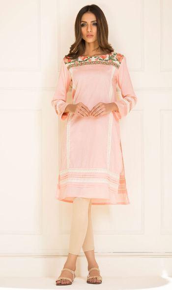 Orient Textiles Spring Kurti Collection 2016 13