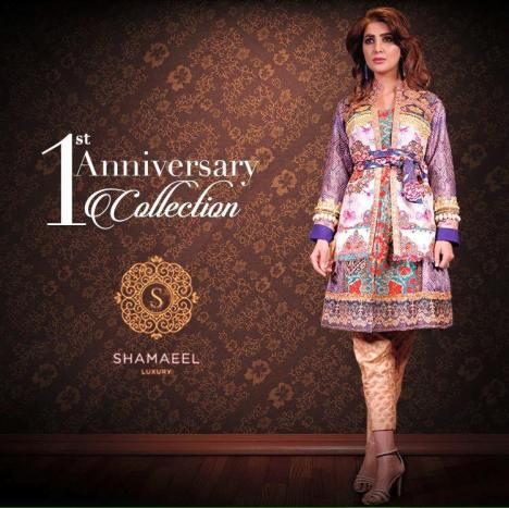 Shameel Ansari Spring Luxury Collection 2016 7
