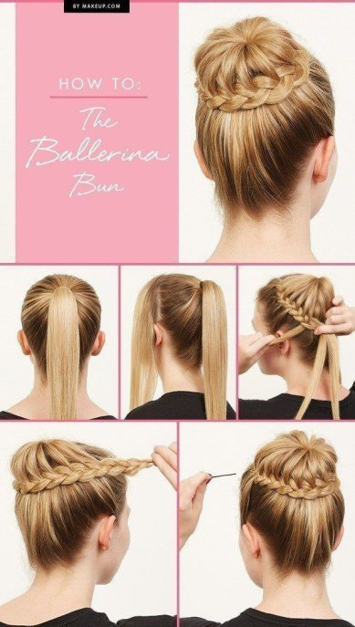 Spring step by step hair tutorials