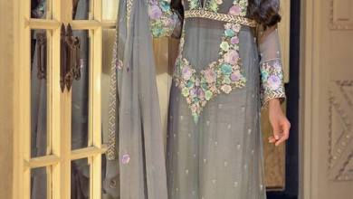 Traditional Jeweled Party Wear Collection Embellish 2016