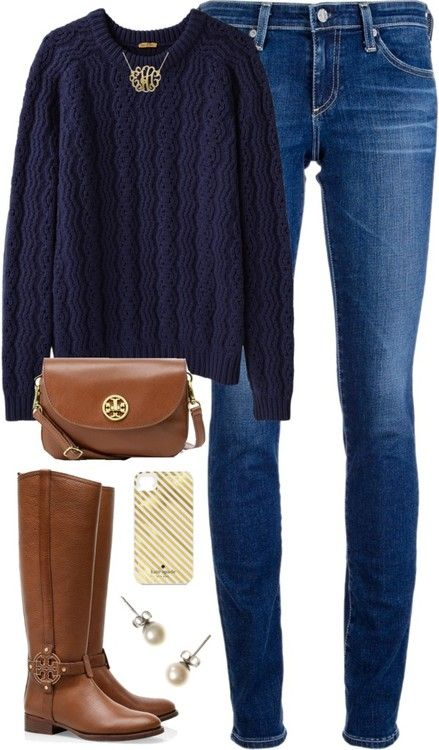 Warm Jumpers Polyvore Combos Women Should Try