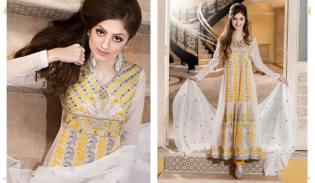 Wijdan Chiffon Spring Collection Salam Textile 2016 2
