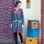 Alkaram Studio Digital Sateen I Love Pret Collection 2016 9
