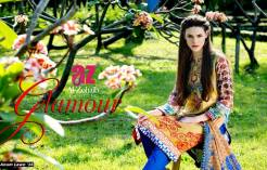 Anum Printed Lawn Dresses Al Zohaib Collection 2016 11