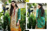 Anum Printed Lawn Dresses Al Zohaib Collection 2016 14