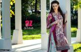 Anum Printed Lawn Dresses Al Zohaib Collection 2016 15