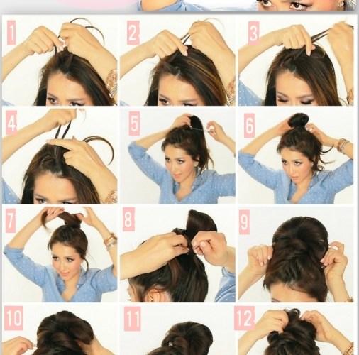 Hair Tutorials For Long Hair In Spring & Summer Season
