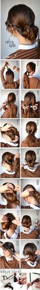 Hair Tutorials For Long Hair In Spring & Summer Season 17