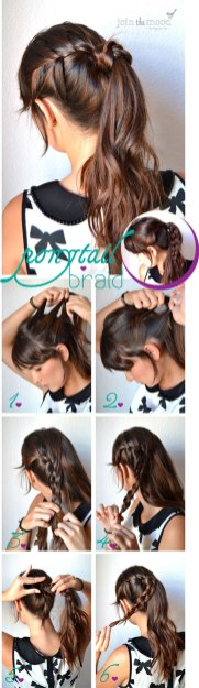 Hair Tutorials For Long Hair In Spring & Summer Season 19