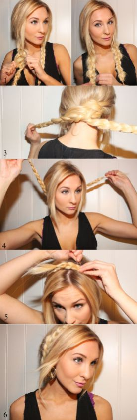 Hair Tutorials For Long Hair In Spring & Summer Season 7