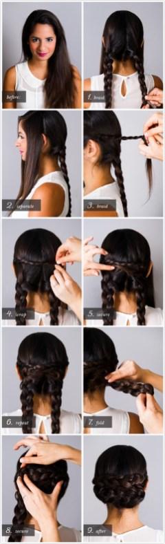 Hair Tutorials For Long Hair In Spring & Summer Season 8